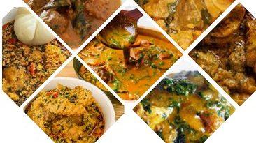 Top 15 Most Popular Igbo Soups in Nigeria