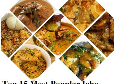 Top 15 Most Popular Igbo Soups in Nigeria