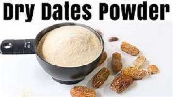 Dry Dates Powder for Babies