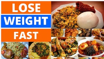 Lose Weight Fast Eating Nigerian Food