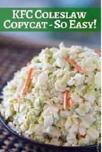 Easy KFC Coleslaw (Copycat) Recipe