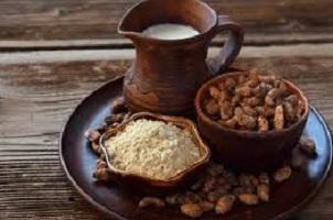 Tigernut flour How to make Tiger nut flour & Milk