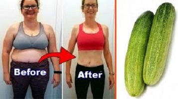 How To Burn Fat with Cucumber Cucumber For Weight Loss