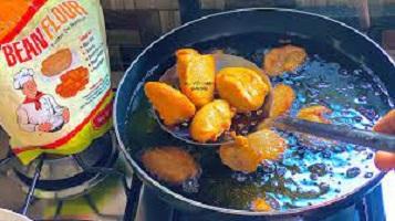 How to make Akara with Bean Flour 2021