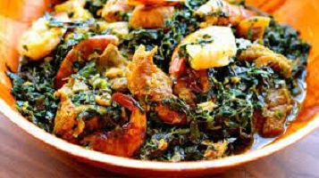 Healthy Nigerian Foods Picture