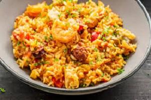 Jambalaya Rice Recipe