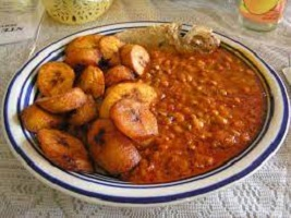 Red Red Ghanaian Bean Stew