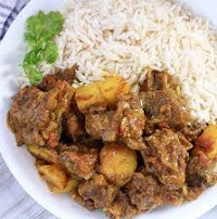 Tasty Curry Goat Recipe