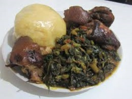 Nigerian Vegetable Soup How to Cook Soup with Green Veggies